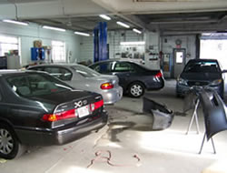 Auto Body Shop in Las Vegas